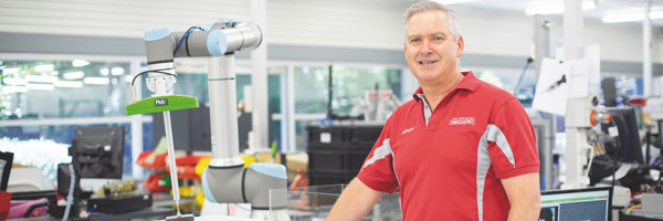 Redarc Electronics managing director Anthony Kittel